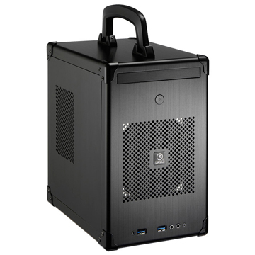 Lian-Li TU100A Small itx case with handle