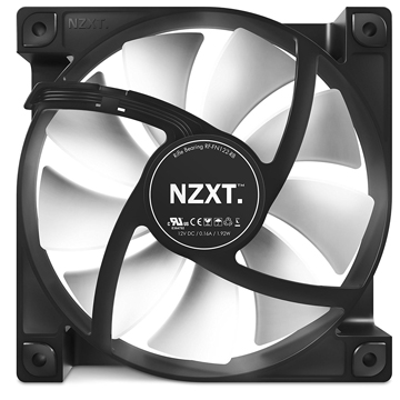 NZXT FN V2 120mm fan