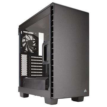 slim compact atx case