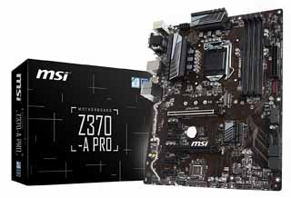 cheap z370 motherboard