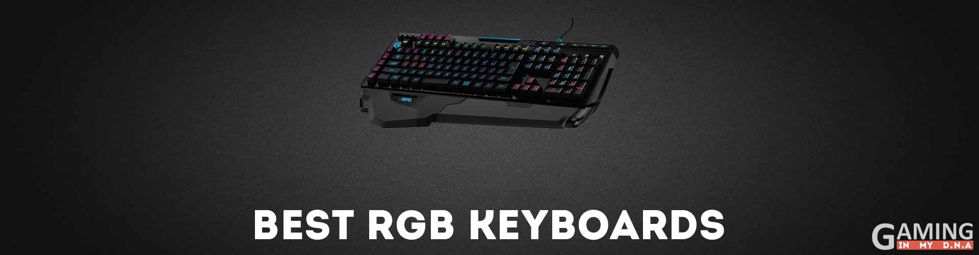 Best RGB Mechanical Keyboards for gaming