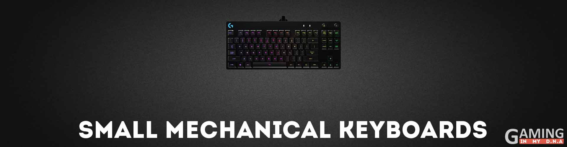 small mini mechanical keyboards for gaming